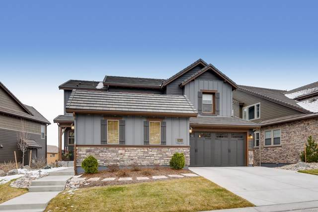 10616 Greycliffe Drive, Highlands Ranch, CO 80126 (#8817388) :: The DeGrood Team