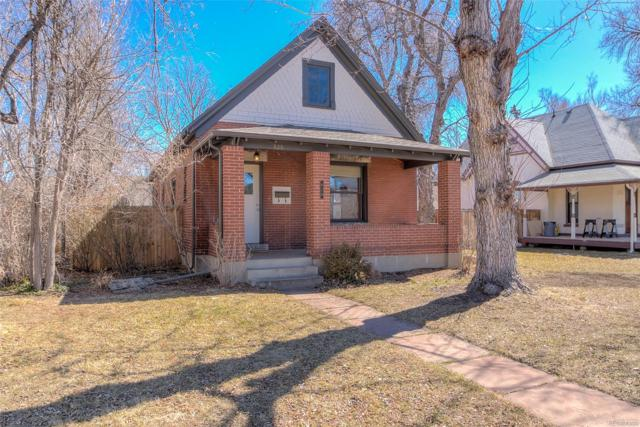 828 S Logan Street, Denver, CO 80209 (#8817460) :: The Griffith Home Team