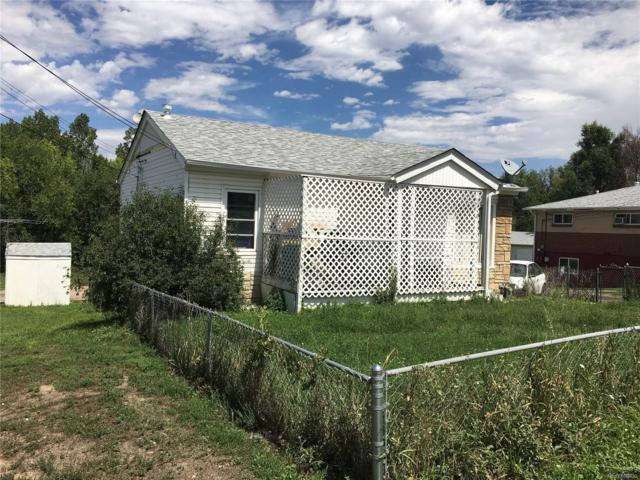 7233 W 20th Avenue, Lakewood, CO 80214 (MLS #8817559) :: 8z Real Estate