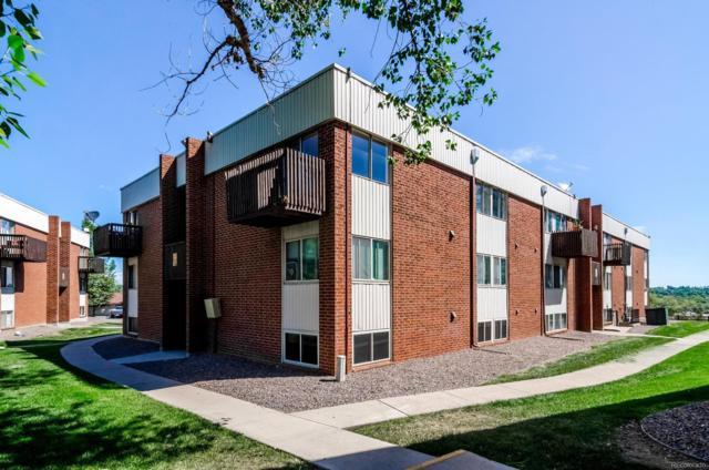 3623 S Sheridan Boulevard T-5, Lakewood, CO 80235 (MLS #8817896) :: 8z Real Estate