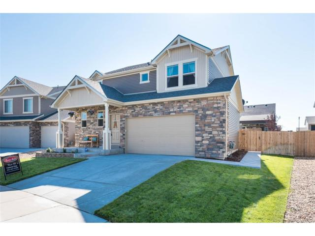 10548 Worchester Street, Commerce City, CO 80022 (MLS #8818197) :: 8z Real Estate
