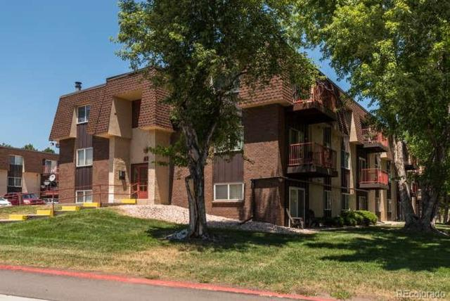 7755 E Quincy Avenue 301A7, Denver, CO 80237 (#8818282) :: Bring Home Denver