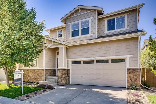 10584 Pearlwood Circle, Highlands Ranch, CO 80126 (#8818426) :: The DeGrood Team