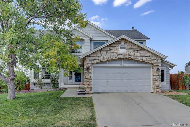 5456 S Dunkirk Way, Centennial, CO 80015 (#8818570) :: The DeGrood Team