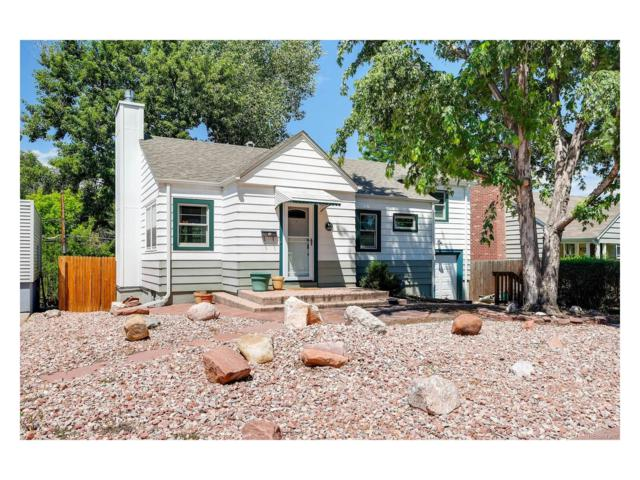 2515 S Clarkson Street, Denver, CO 80210 (MLS #8818572) :: 8z Real Estate
