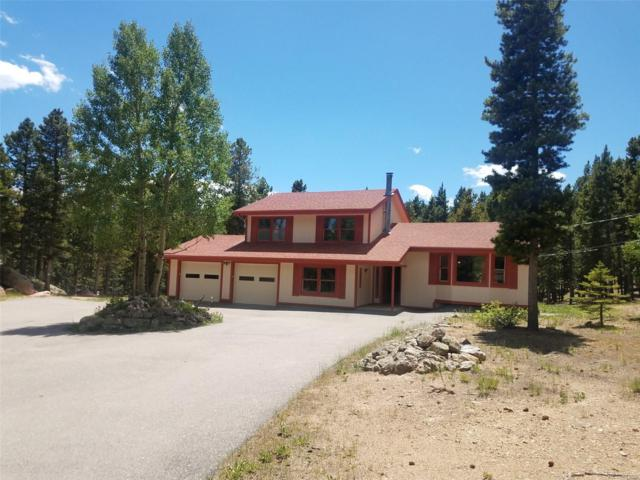 32036 Edward Drive, Conifer, CO 80433 (#8819047) :: The Heyl Group at Keller Williams