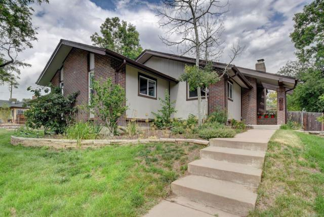 1530 S York Street, Denver, CO 80210 (#8819221) :: The Galo Garrido Group