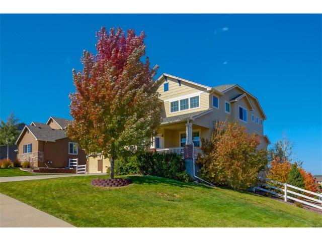2791 Mountain Sky Drive, Castle Rock, CO 80104 (#8819249) :: The Thayer Group