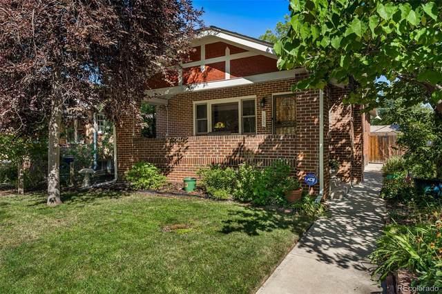 1572 Garfield Street, Denver, CO 80206 (#8819352) :: iHomes Colorado