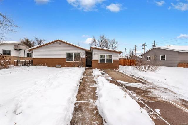 6825 W Airview Avenue, Lakewood, CO 80232 (#8819836) :: Bring Home Denver with Keller Williams Downtown Realty LLC