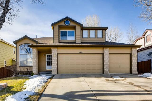 5848 W 118th Avenue, Westminster, CO 80020 (MLS #8819935) :: 8z Real Estate