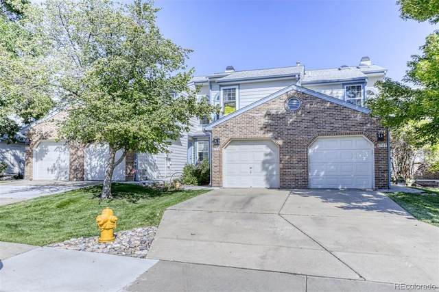 8777 W Plymouth Avenue, Littleton, CO 80128 (#8820139) :: The DeGrood Team
