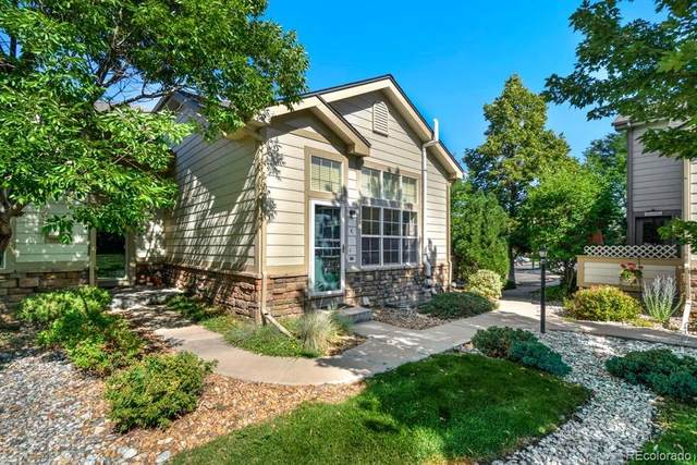 4138 S Crystal Court 14C, Aurora, CO 80014 (#8820385) :: The Heyl Group at Keller Williams