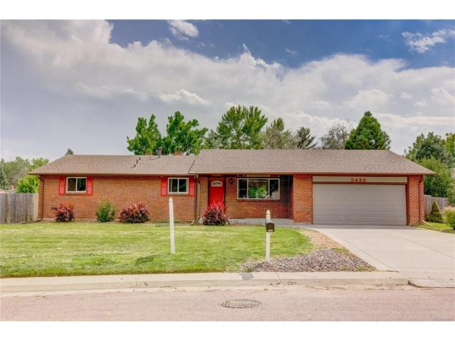 5466 W Hinsdale Place, Littleton, CO 80128 (MLS #8820527) :: 8z Real Estate