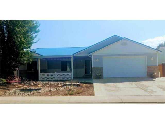 2837 Pitchblend Court, Grand Junction, CO 81503 (MLS #8821286) :: 8z Real Estate