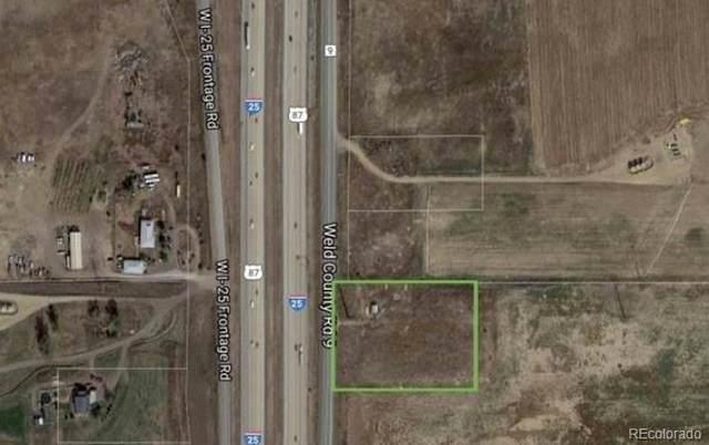 I-25 Frontage Road, Broomfield, CO 80516 (#8821300) :: iHomes Colorado