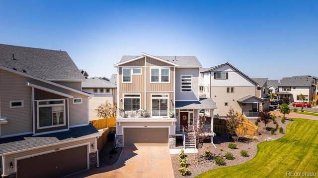18376 E 102 Nd Place, Commerce City, CO 80022 (#8821342) :: The Colorado Foothills Team | Berkshire Hathaway Elevated Living Real Estate
