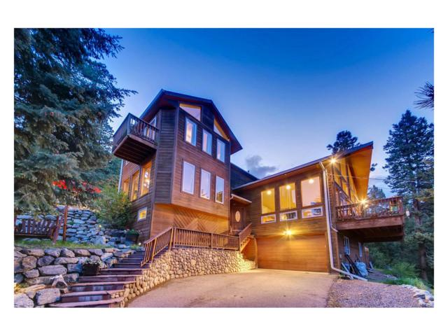 6931 S Columbine Road, Evergreen, CO 80439 (MLS #8821368) :: 8z Real Estate
