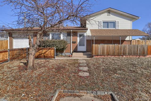 3206 E Pikes Peak Avenue, Colorado Springs, CO 80909 (#8821575) :: The Griffith Home Team