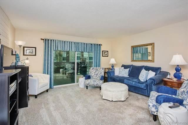9625 E Center Avenue 10B, Denver, CO 80247 (#8821790) :: Kimberly Austin Properties