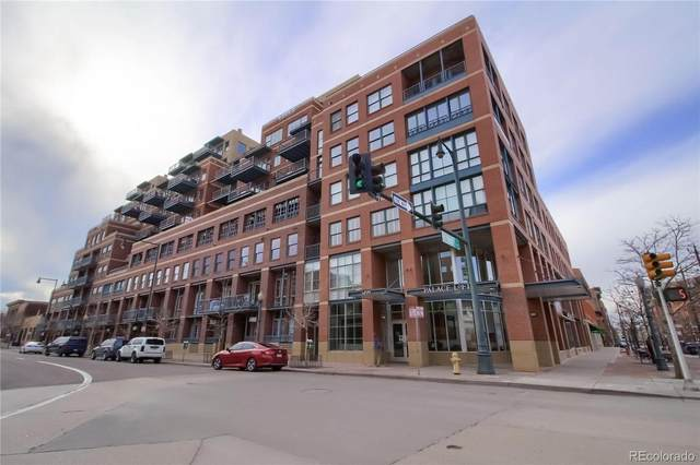 1499 Blake Street 3U, Denver, CO 80202 (#8822059) :: Colorado Home Finder Realty