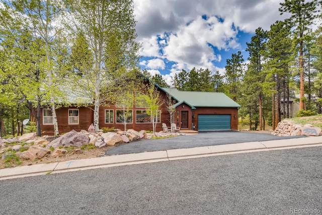 1020 Skyline Court, Woodland Park, CO 80863 (#8822421) :: Colorado Home Finder Realty