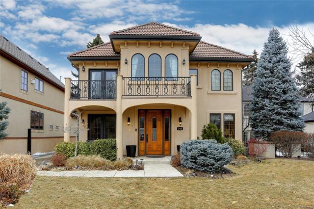 345 Eudora Street, Denver, CO 80220 (MLS #8822889) :: 8z Real Estate