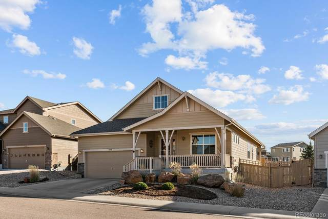 3954 Donnington Circle, Castle Rock, CO 80104 (MLS #8822932) :: 8z Real Estate
