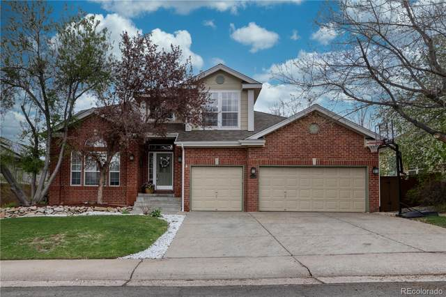 10058 Keenan Street, Highlands Ranch, CO 80130 (#8822978) :: The Artisan Group at Keller Williams Premier Realty