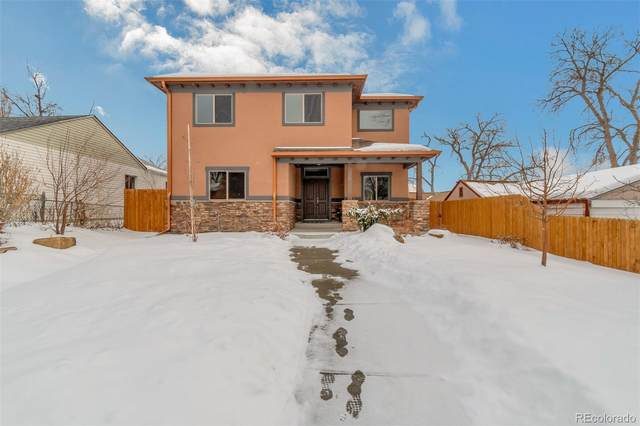 1080 S Newton Street, Denver, CO 80219 (MLS #8823018) :: 8z Real Estate