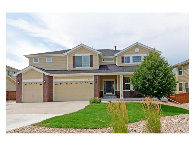 6557 Marble Lane, Castle Rock, CO 80108 (MLS #8823405) :: 8z Real Estate