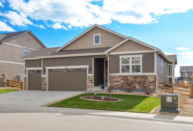 1541 Reynolds Drive, Windsor, CO 80550 (#8823437) :: Sellstate Realty Pros