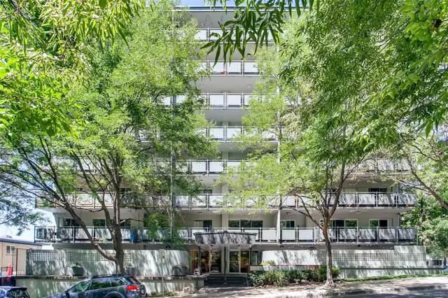 669 Washington Street #602, Denver, CO 80203 (#8823765) :: 5281 Exclusive Homes Realty