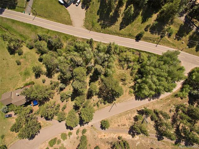 0 Oak Way, Evergreen, CO 80439 (MLS #8823970) :: 8z Real Estate
