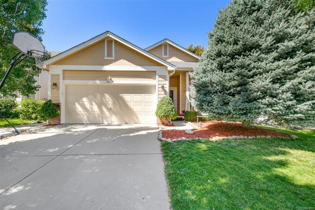 14310 E Bellewood Drive, Aurora, CO 80015 (#8823980) :: Ben Kinney Real Estate Team