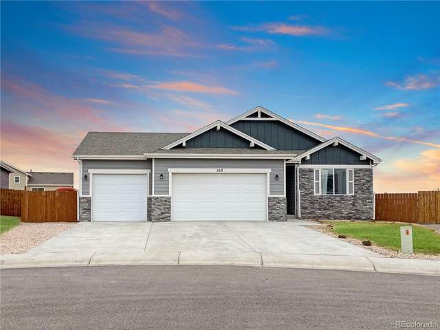 103 Primrose Court, Wiggins, CO 80654 (#8824162) :: Bring Home Denver with Keller Williams Downtown Realty LLC