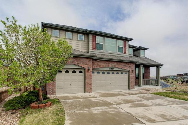 24527 E Belleview Place, Aurora, CO 80016 (#8824172) :: The Pete Cook Home Group