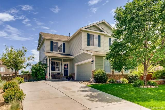 4315 Whippoorwill Place, Castle Rock, CO 80109 (MLS #8824239) :: 8z Real Estate
