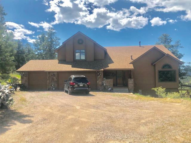 5801 High Drive, Evergreen, CO 80439 (#8824741) :: Wisdom Real Estate