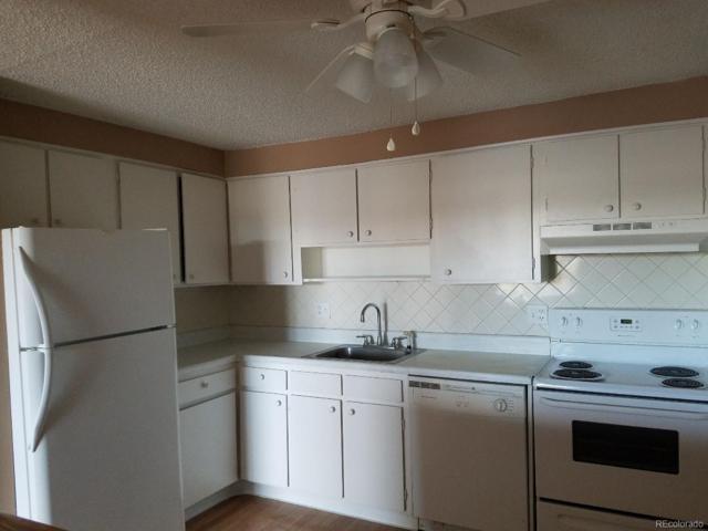 1302 S Parker Road #323, Denver, CO 80231 (MLS #8824798) :: 8z Real Estate