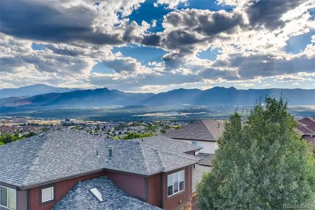 1961 Queens Canyon Court, Colorado Springs, CO 80921 (#8824859) :: Venterra Real Estate LLC