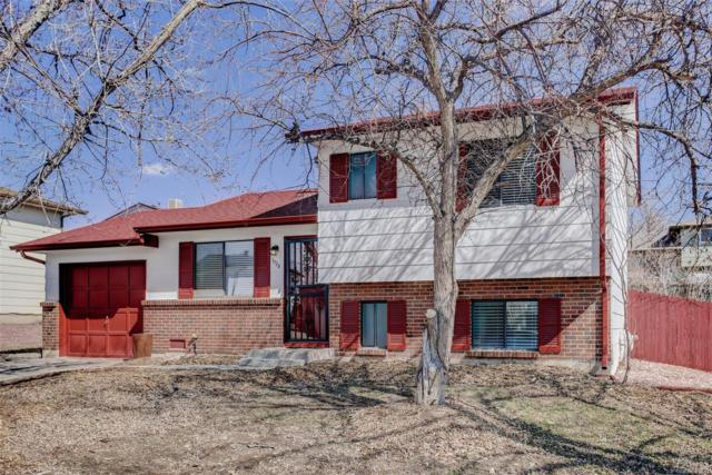 1778 S Mobile Street, Aurora, CO 80017 (#8825381) :: The Heyl Group at Keller Williams