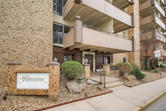 700 N Washington Street #208, Denver, CO 80203 (#8825519) :: Sultan Newman Group
