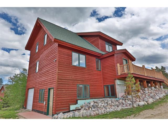 163 County Road 521, Tabernash, CO 80748 (MLS #8825673) :: 8z Real Estate