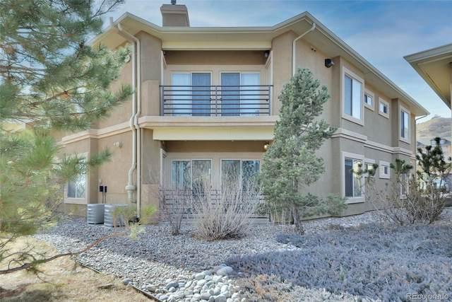 1965 Montura View #102, Colorado Springs, CO 80919 (MLS #8825904) :: 8z Real Estate
