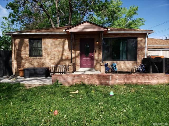 1295 Vance Street, Lakewood, CO 80214 (#8826009) :: Mile High Luxury Real Estate