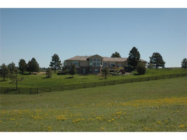 38017 County Road 17, Elizabeth, CO 80107 (MLS #8826724) :: 8z Real Estate