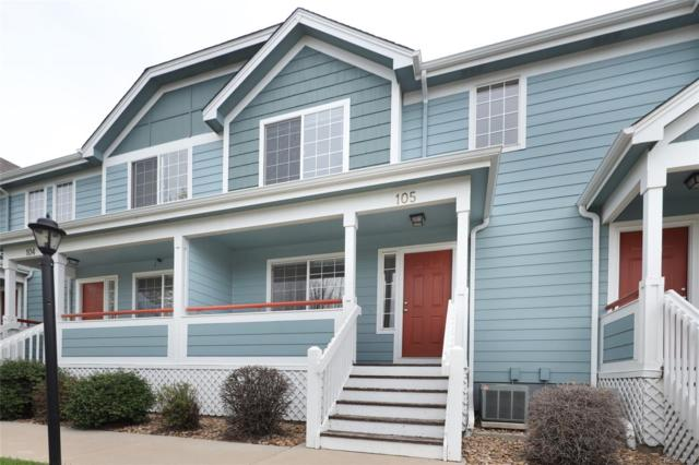3660 W 25th Street #1105, Greeley, CO 80634 (#8826777) :: The HomeSmiths Team - Keller Williams