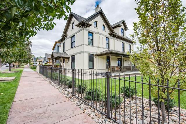 3306 Quivas Street, Denver, CO 80211 (#8827211) :: Bring Home Denver with Keller Williams Downtown Realty LLC