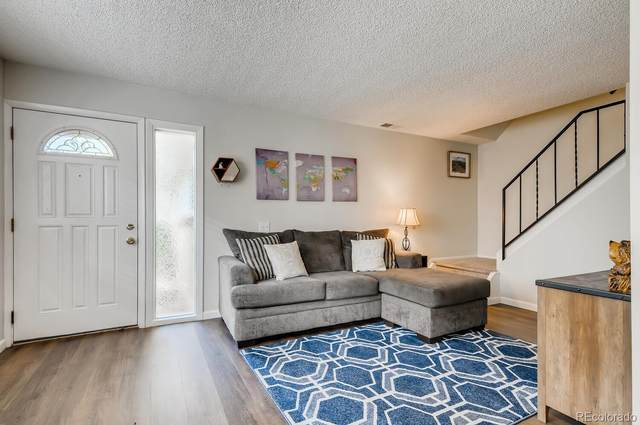 9195 E Lehigh Avenue #142, Denver, CO 80237 (#8827504) :: Compass Colorado Realty
